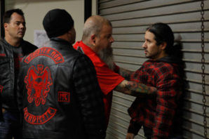 """Sin Mob Syndicate - roust """"snubs"""" a confidential informant for the Laffing Devils MC club."""