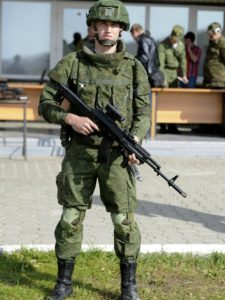 Russia fast tracks body armor to soldiers in the field. Recent reports suggest front line units, including those deployed in the Ukraine.