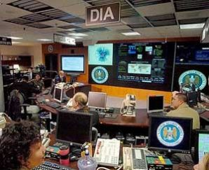 Defense Intelligence Agency  operations center.