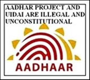 Time To Scrap Aadhaar Project Has Come
