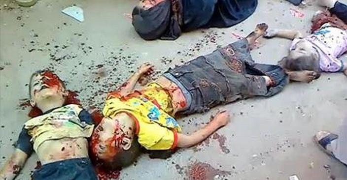 "ISIS is a murderous, fanatical organization"", said an angry Senator"