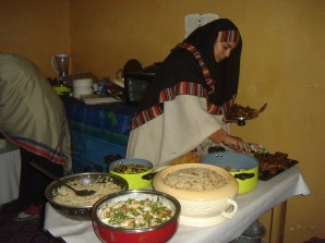 NCCB conduct cooking training