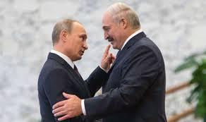 Belarus Alexander Lukashenko and Putin.