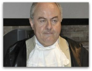 Prosecutor Giuliano Mignini
