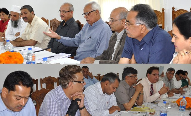 Governor discusses arrangements for Indian Science Congress -Scoop News