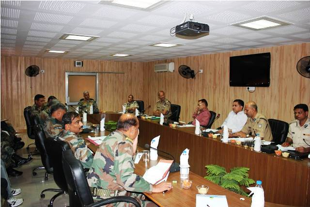 Army organises joint intelligence security conference-Scoop News