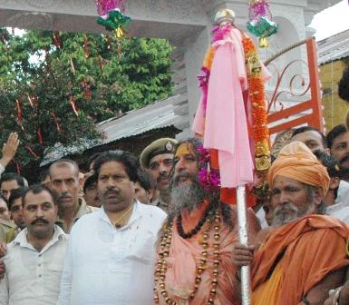 Bhalla flags off Chhari Mubarak of Budha Amarnathji Yatra-Scoop News