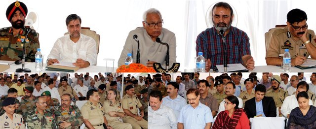 JK GOVERNOR YATRA REVIEW MEETING-Scoop News