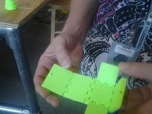 Make 3D block