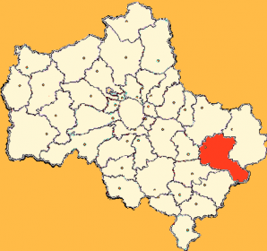 Yegoryevsky region in Russia- Wikipedia Commons