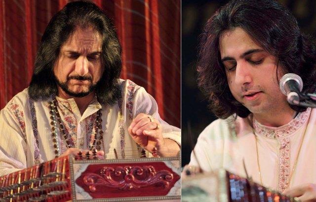 Pt. Bhajan Sopori & Abhay Rustum Sopori-Scoop News