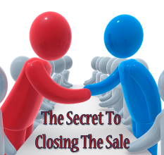 The-Secret-To-Closing-The-Sale-300x225