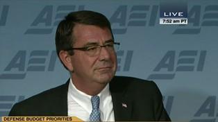 Deputy Secretary of Defense  Ashton Carter.