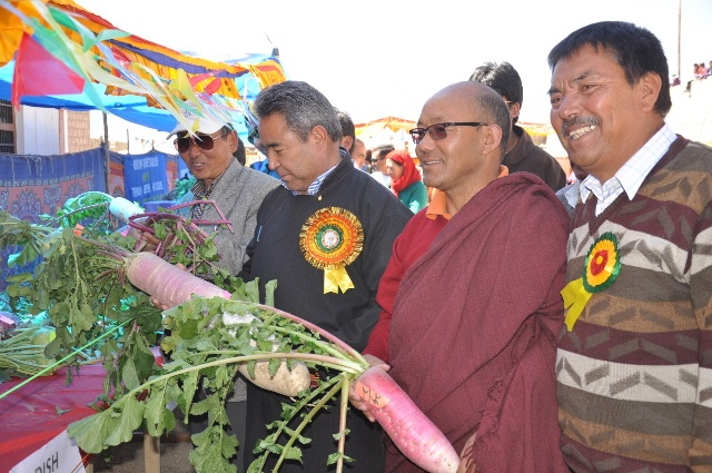 Annual Kissan Mela in Leh-Scoop News