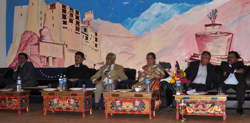 Seminar on the issues of Ladakhi women-Scoop News
