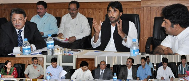 JK Minister chairs 6th meeting of KDA-Scoop News