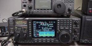 Amateur radio.