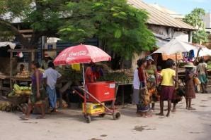 Toliara market-Wikipedia Commons