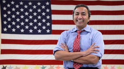 """""""Mr. Speaker, we can avoid this...(But) You (must) work together. You listen to each other. You don't play this blame game. (And) You (have to) act like adults"""", said Rep. Ami Bera."""