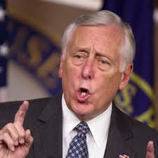 """""""Mr. Speaker, we are days away from shutting down the government. We are a few more days from defaulting on the credit of the United States of America"""", said Rep. Steny Hoyer."""