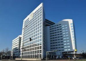 The International Criminal Court at the Hague-Wikipedia Commons