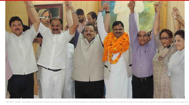 Function of National Conference at Jammu-Scoop News