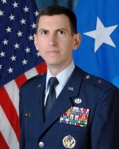 Brig. Gen. Christopher F. Burne selected for two step promotion.