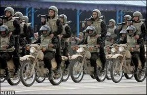 "Motorcycles used as a force multiplier in Motorcycles play a significant role in combat by insurgent forces in Afghanistan. In Iran they specialize in combat with motorcycles using two man teams, to out maneuver tanks - one driver and one man armed with a ""rocket propelled grenade."""