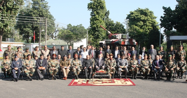CIVIL-MILITARY LIAISON CONFERENCE HELD AT NAGROTA CANTT