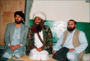 Jalaluddin Haqqani smiling all the way to the bank with U.S. taxpayer cash.