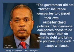 Juan Williams Fox News Obamacare