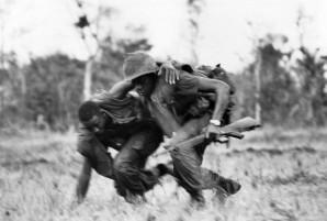 Marines in Vietnam.