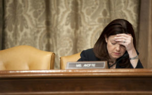 """""""Most tragically, we now know that the law was sold to the American people under false pretenses. The President said: ``If you like your insurance plan, you will keep it"""", said Senator Ayotte."""