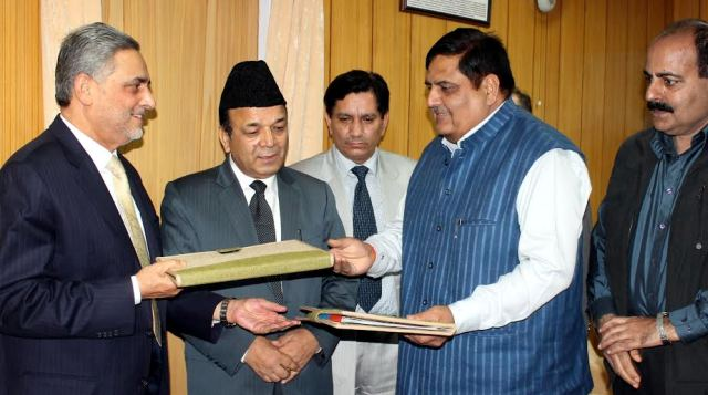 State Government and J&K Bank sign MoU