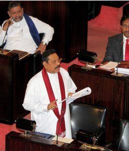 sri-lanka-president-rajapaksa-budget-2013