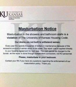 KU notice.