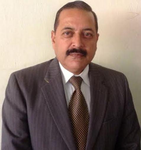 BJP National Executive Member &  J&K Chief Spokesperson Dr Jitendra Singh