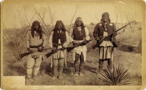 Geronimo is an enigmatic and tragic figure in American history. A legend some say, both hated and feared. The last Indian hold out in America to formally surrender to the white man.