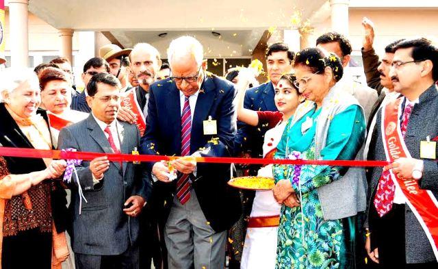 Governor inaugurates Red Cross Mela at Jammu