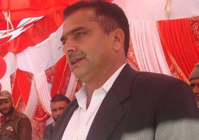 Shafiq Mir chairman All Jammu and Kashmir Panchayat Conference (AJKPC)