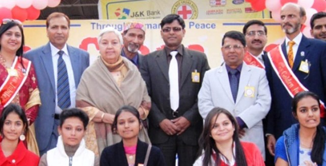 Red Cross Society, Jammu celebrates Golden Jubilee