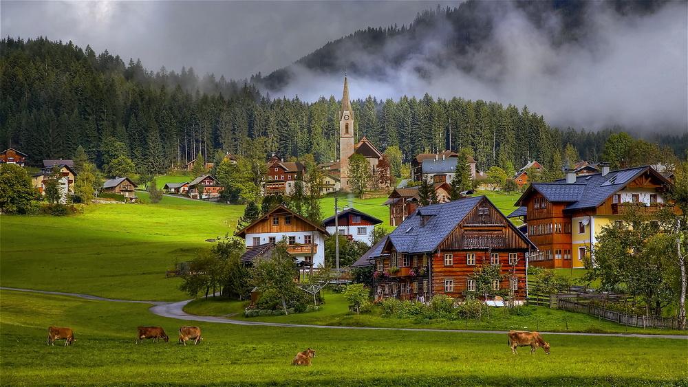 austrian-countryside