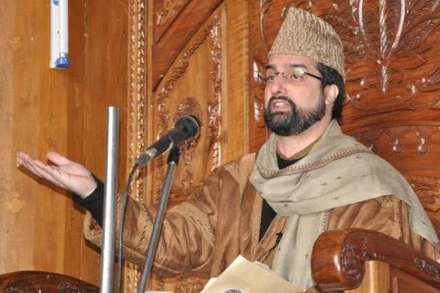APHC Sr. leader, Mirwaiz Umar Farooq