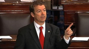 """""""The U.S. should only go to war when there is no other choice and for no other purpose but full and complete victory"""", said Senator Paul."""