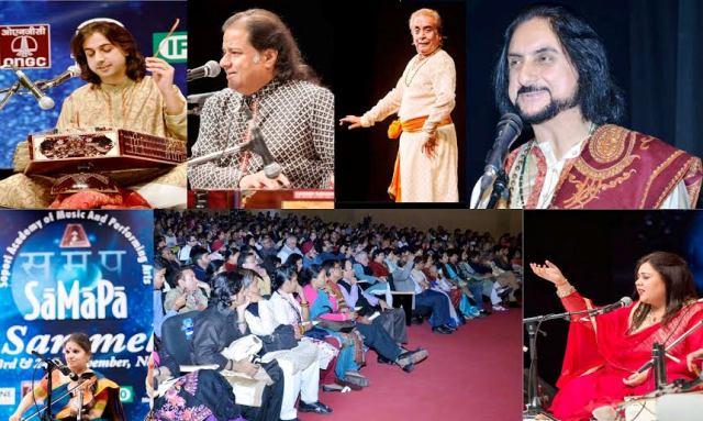 9th SaMaPa Sangeet Sammelan