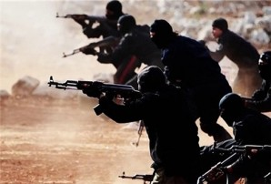 Heated battles erupting between various terrorist factions of the Free Syrian Army in places like