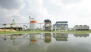 Mungcharoen Biomass Project daytime