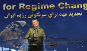 Paris, France 8 feb 2014 Maryam Rajavi: to establish freedom and democracy in Iran, we highlight the demarcation with the regime in its entirety and we also stress solidarity with all those true defenders of overthrowing the regime