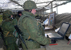 Russian combat troops training for future wars - relentless in their dedication and duty.