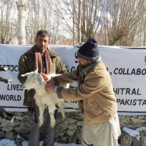 WWF-Pakistan & Livestock Department Chitral